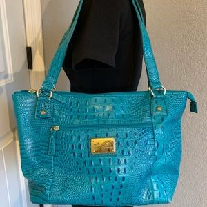 Marc Fisher Teal Tote